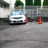 【画像】【知ってる?】タイヤの振動を予防できる駐車方法とは