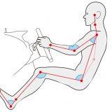 【画像】「腰痛の不安」を解消するレカロシート精密取り付けとは