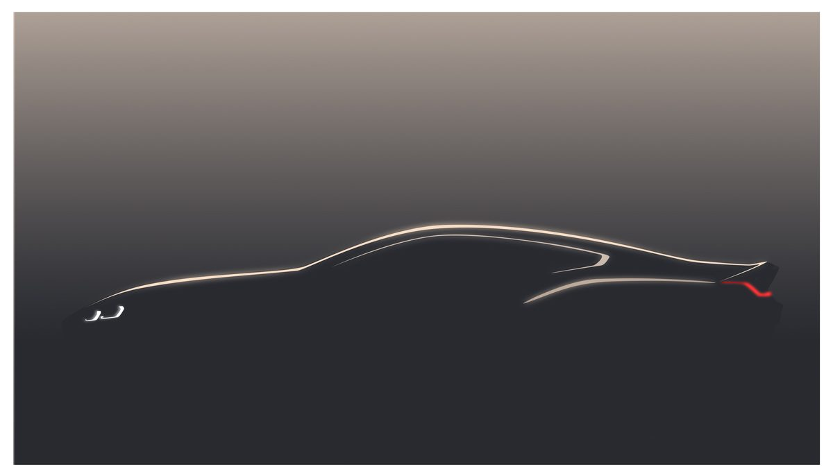BMWのフラッグシップクーペ「8シリーズ」復活!