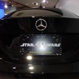 【画像】STAR WARS™を満喫できるベンツCLA特別仕様車が登場!