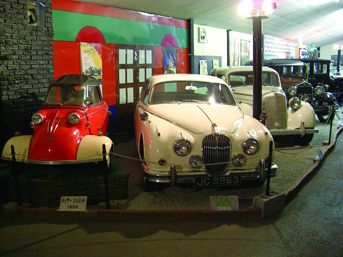 クルマ好きならば行くべき『自動車博物館 [西日本編]』