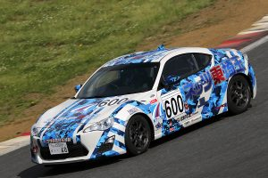 激戦AレースはBS勢がトップ3を独占【TOYOTA GAZOO Racing 86/BRZ Race 2017第3戦クラブマンシリーズ】