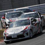 【画像】激戦AレースはBS勢がトップ3を独占【TOYOTA GAZOO Racing 86/BRZ Race 2017第3戦クラブマンシリーズ】