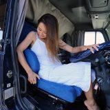 【画像】長距離ドライブを快適にする「BRIDE」スポーツシート