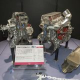 【画像】日本を代表する名機名技術を展示!! 日本初のDOHCエンジンもあった!!