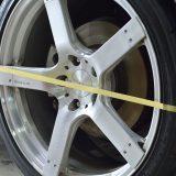 【画像】愛車のタイヤが「レーシングカー」の雰囲気にできる旬メニュー