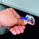 【画像】ブレーキ本体をロック!新発想の車両盗難防止システム【ビバリーオート】