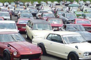 6月25日に昭和の旧車700台が集結!!滋賀でイベント開催