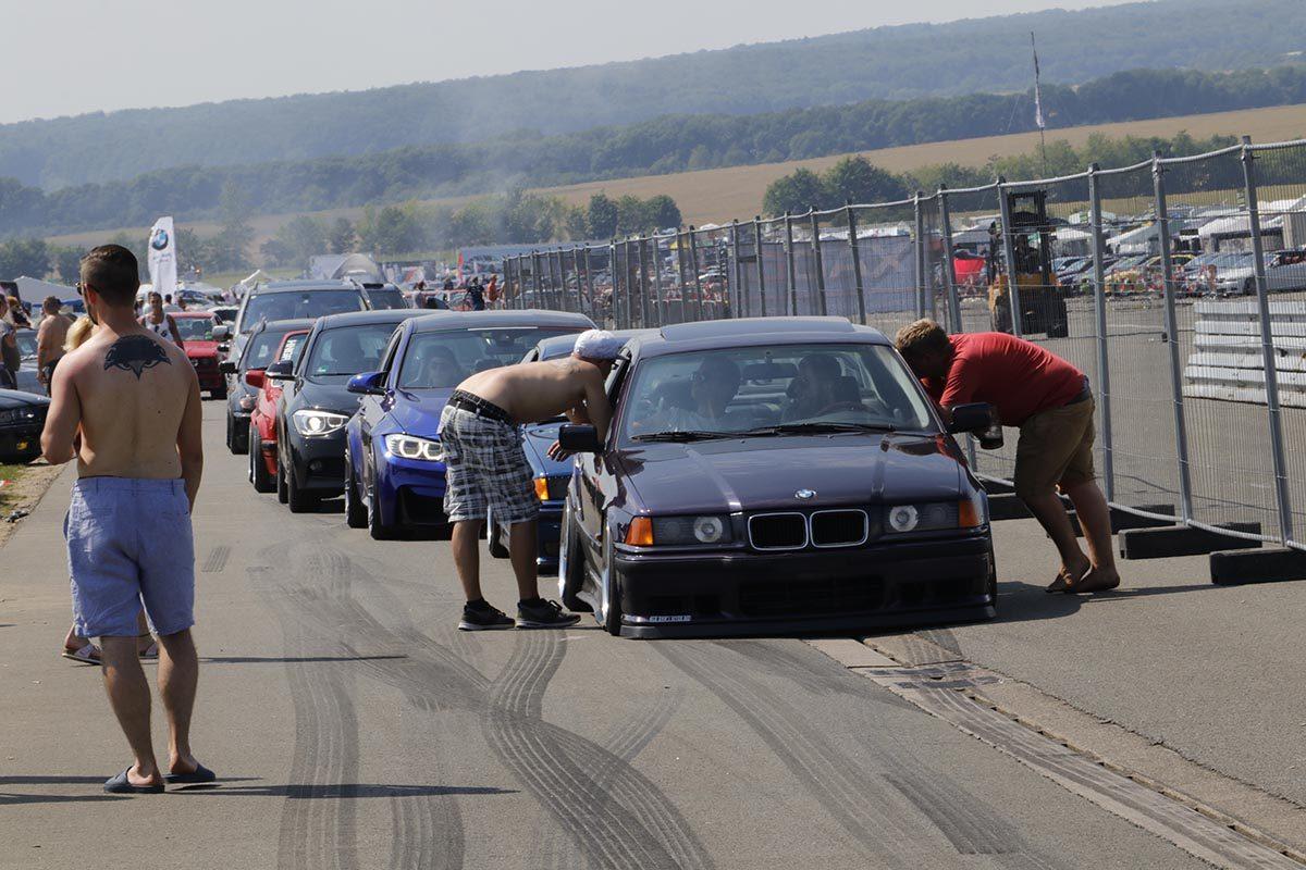 BMW SYNDIKAT ASPHALTFIEBER