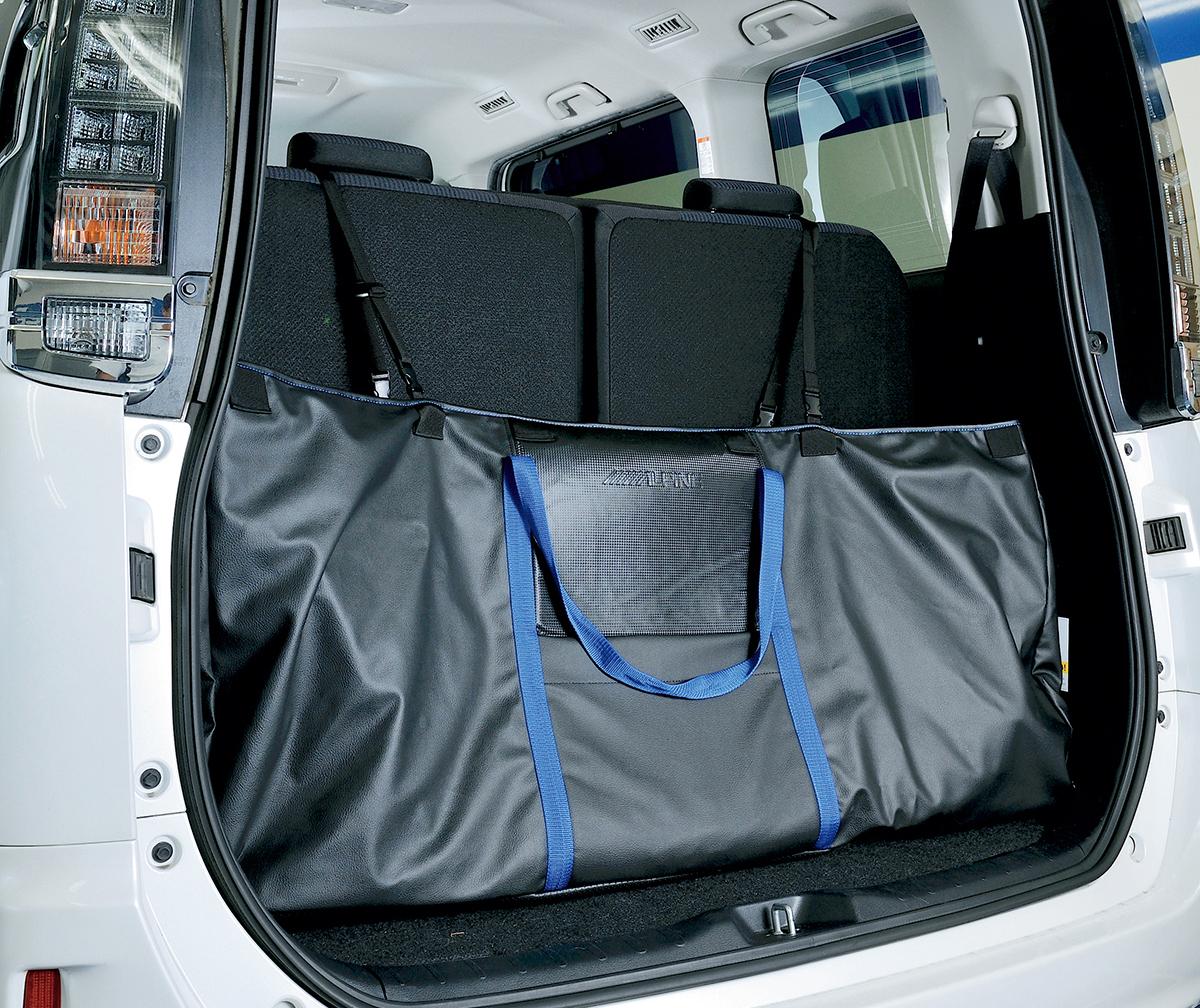 アルパイン 新車計画 TOYケースバッグ