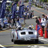 【画像】日産の歴代GT-R開発者と現役テストドライバーが 「ラリーヨコハマ」に参戦!!