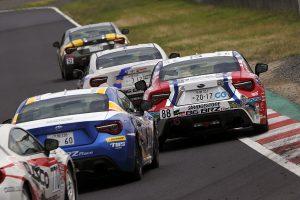 梅雨空に悩まされた TOYOTA GAZOO Racing 86/BRZ Race 「第4戦・岡山国際サーキット」