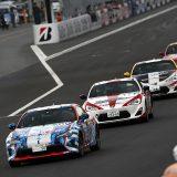 【画像】タイヤ規定が厳格に守られてレースが激化【TOYOTA GAZOO Racing 86/BRZ Race 2017】