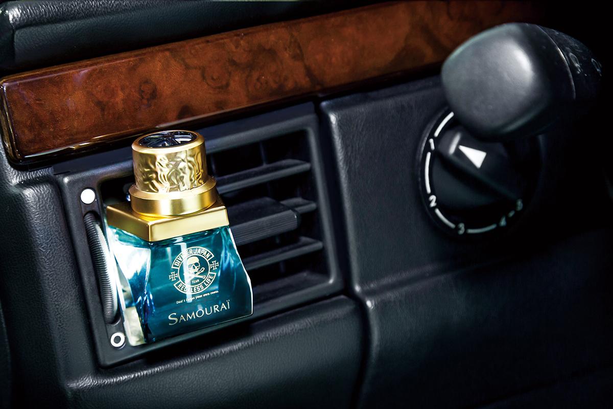 サムライ 香水 車 ディバイナー