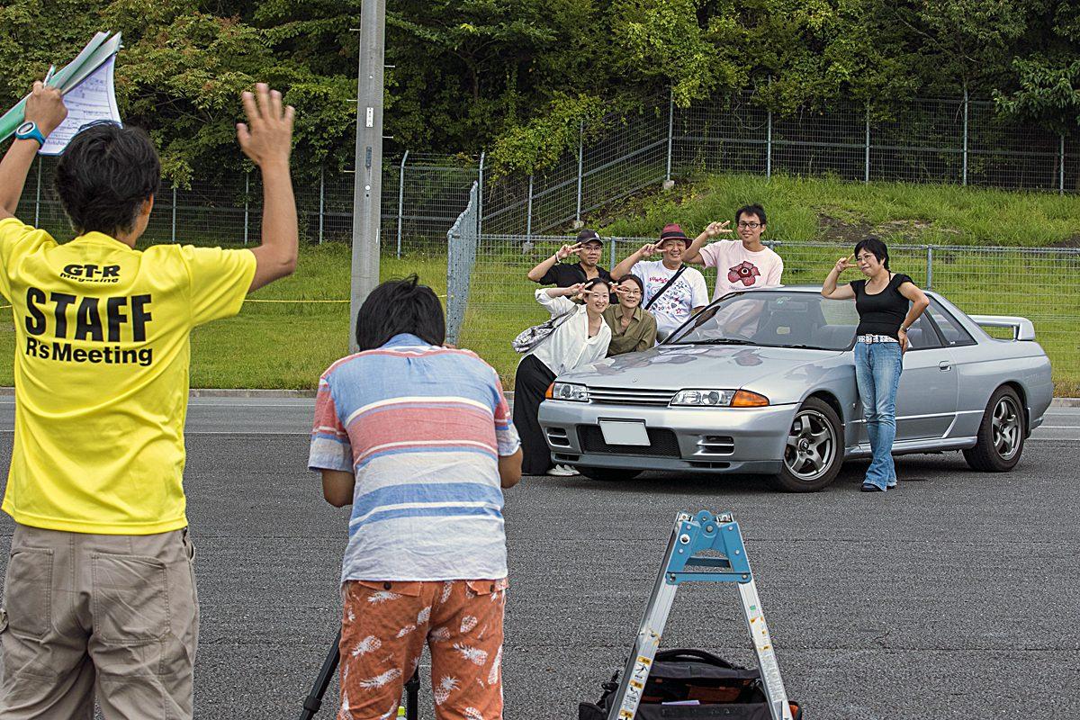 「愛車撮影会」には約200台におよぶGT-Rユーザーカーが大集結!【R's Meeting 2017 見どころ&出展社情報】