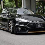【画像】電気自動車「テスラ」をサウンドアップする専用オーディオシステム登場