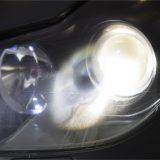 【画像】約45万円の節約!! メルセデスベンツ・ヘッドライトの輝きを賢く取り戻す術