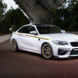 """BMW M2オーナーが抱く、""""物足りなさ""""を補完するエアロパーツ"""