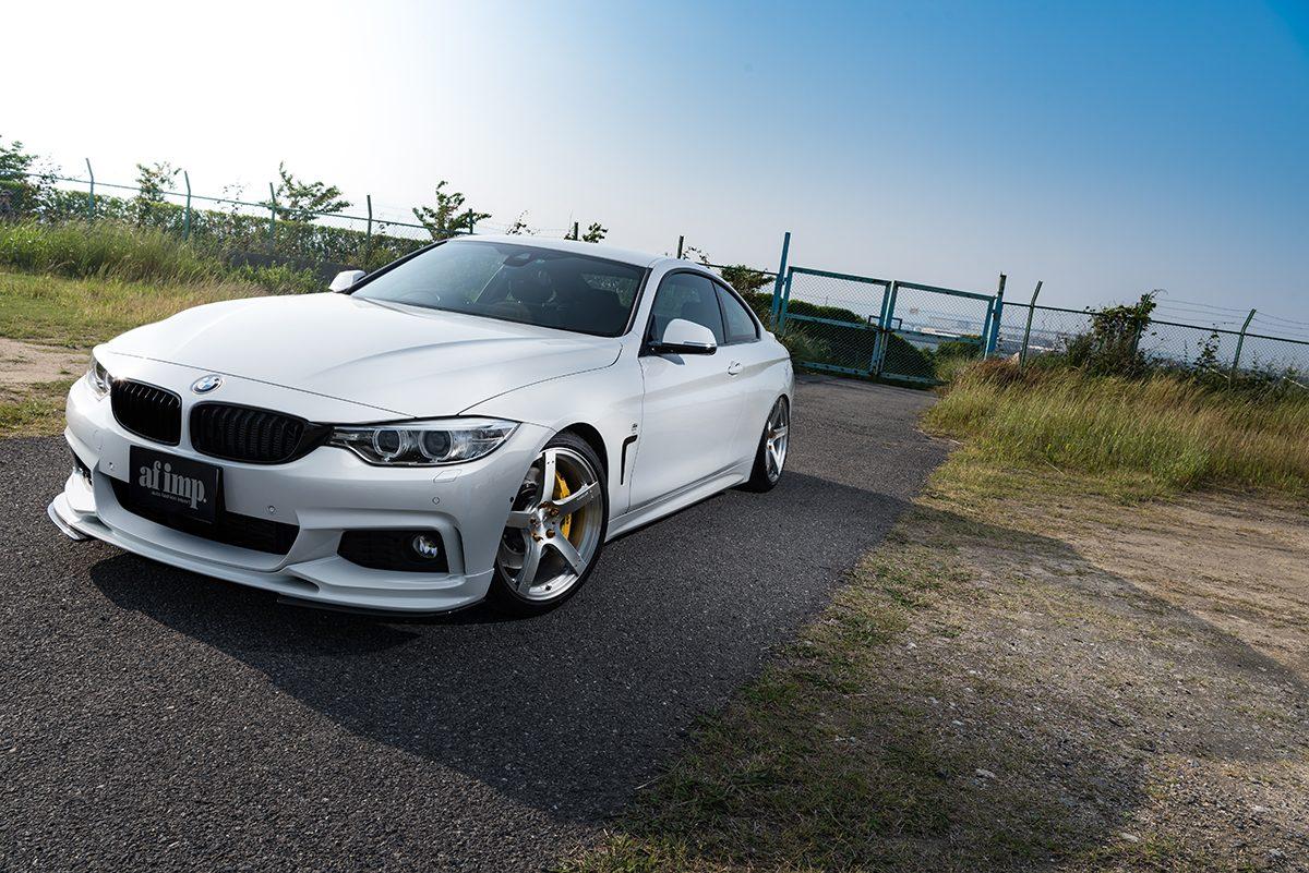 BMW 420iで脱定番を狙う、「ティーズ」流・スポーツBMWの提案