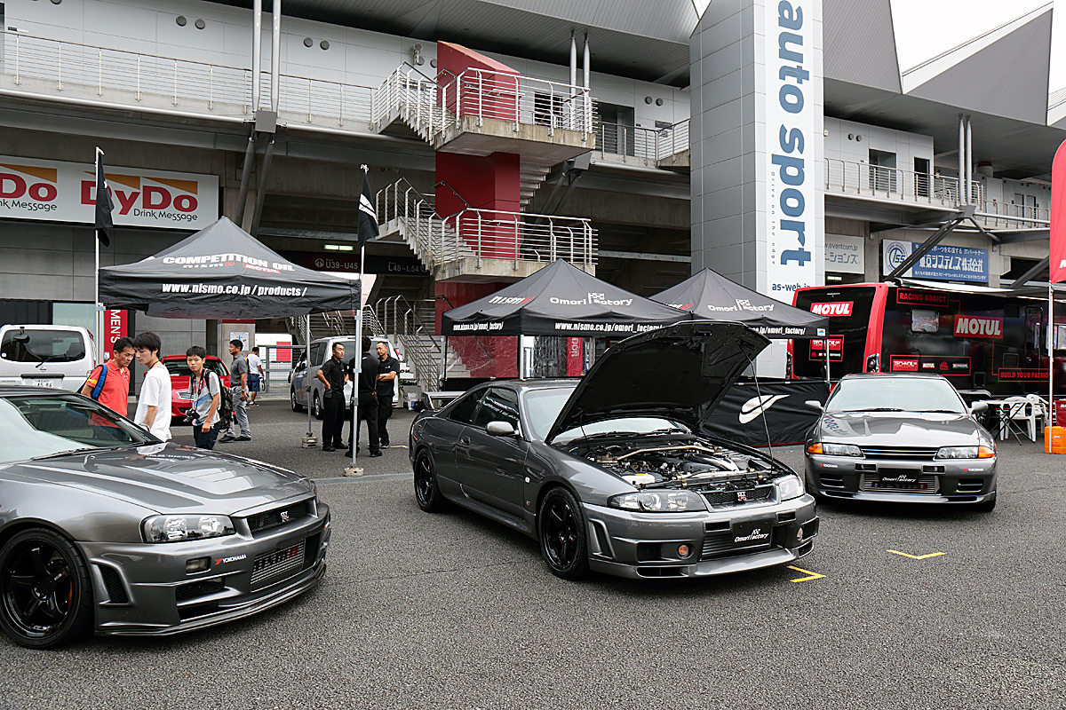 GT-R イベント R's meeting
