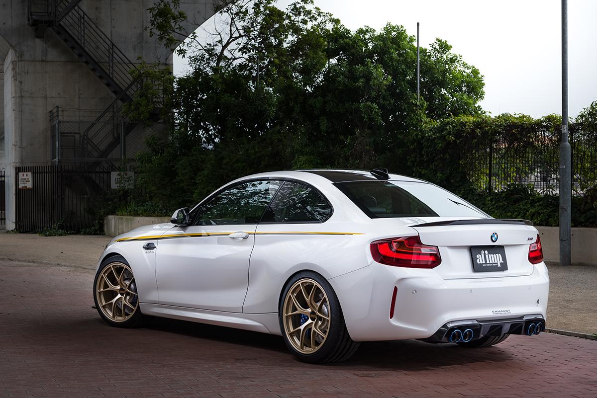 end.cc エンドシーシー BMW M2