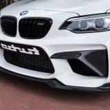 """【画像】BMW M2オーナーが抱く、""""物足りなさ""""を補完するエアロパーツ"""