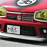 【画像】老舗「KLC」が提案するシャコタン&アゲ系の異色コンビ【アルトワークス・デモカー第一弾】