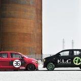 老舗「KLC」が提案するシャコタン&アゲ系の異色コンビ【アルトワークス・デモカー第一弾】