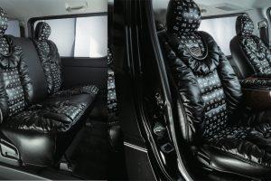 モッコリが気持ちいい。シートがソファに変わる「D.A.Dシートカバー」に触れてみた