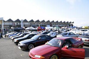 2000台超のGT-Rが富士スピードウェイに大集結!【R's Meeting 2017速報】
