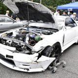 GT-Rの祭典に『事故車』が展示された理由とは【R's Meeting 2017】
