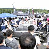 【画像】GT-Rの祭典に『事故車』が展示された理由とは【R's Meeting 2017】