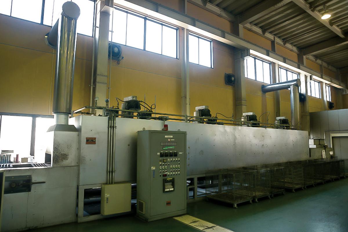 タナベ TANABE スプリング 工場