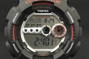 【期間限定】D1ドライバー「上野高広」プロデュースの『VERTEX G-SHOCK』が受注販売開始へ