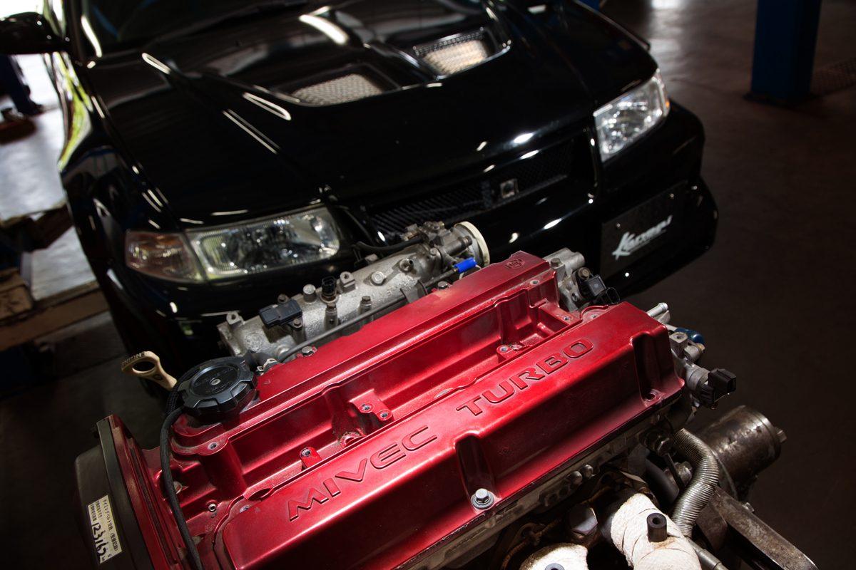 ランエボVIに2.3ℓ搭載・4G63エンジン解体で見えた驚きの真実【不定期連載2】