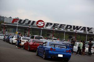 9月10日(日) 、GT-Rオーナー&ファンは富士スピードウェイに集結せよ!