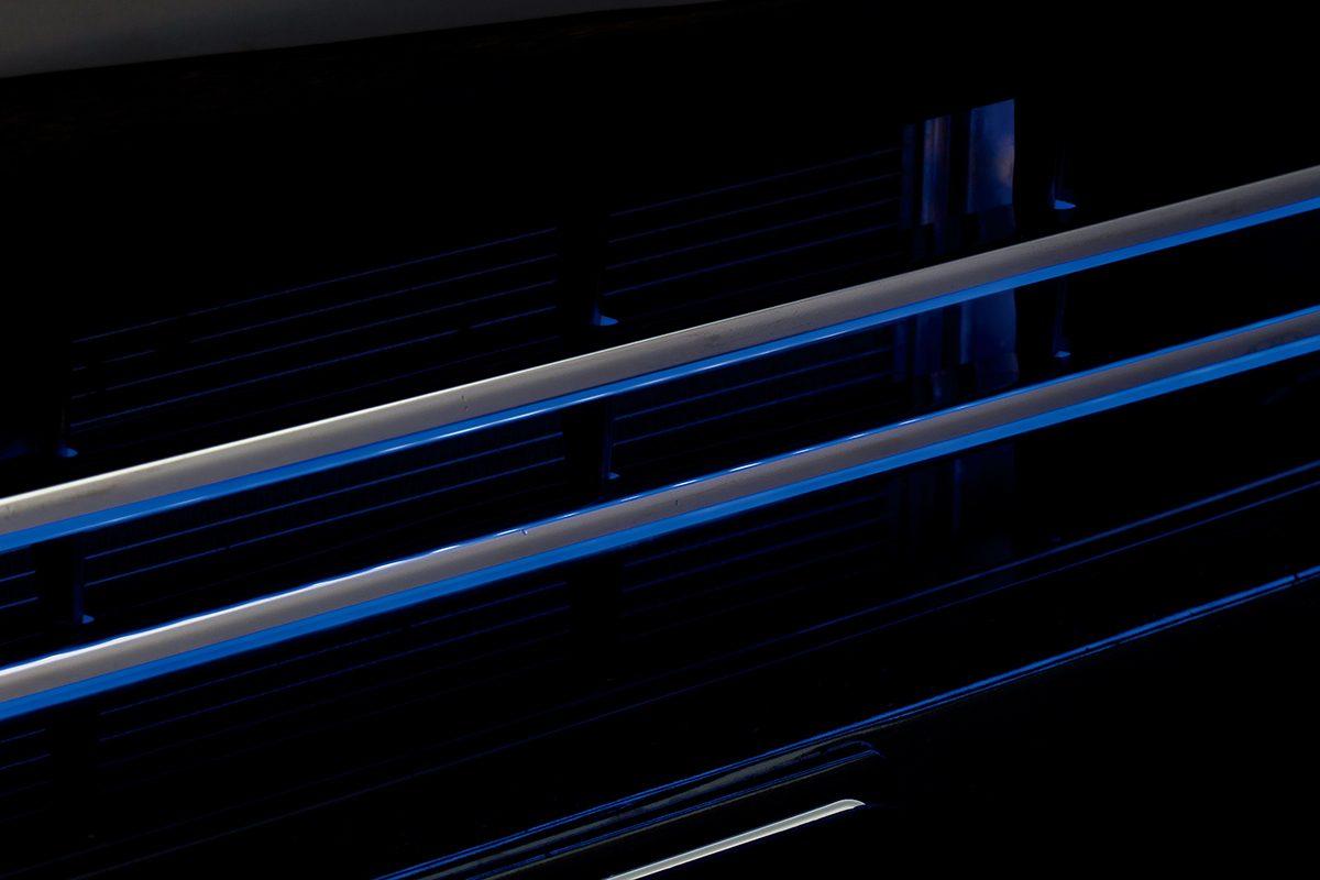 ダズフェローズ LEDフロントグリルカバー LED
