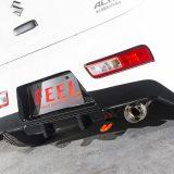 【画像】バンでも速いぞ!サーキットを疾走するレーシング営業車【アルト・デモカー第三弾】