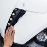 【画像】C-HRのコーナーパネルが「LEDデイランプ」に早変わり!!【シックスセンス】