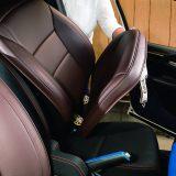 【画像】シートカバーの概念を覆す、立体成型を採用する「シートジャケット」
