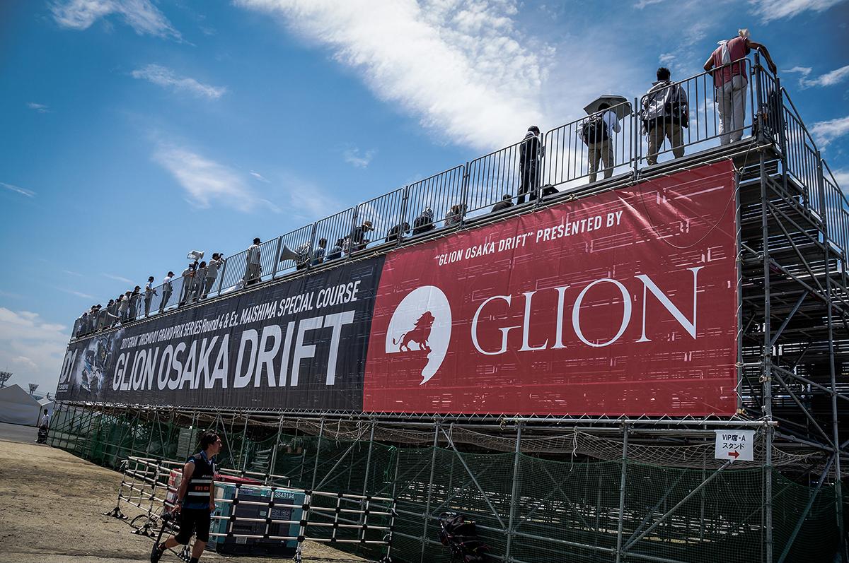 D1 ドリフト GT-R GReddy TOYO
