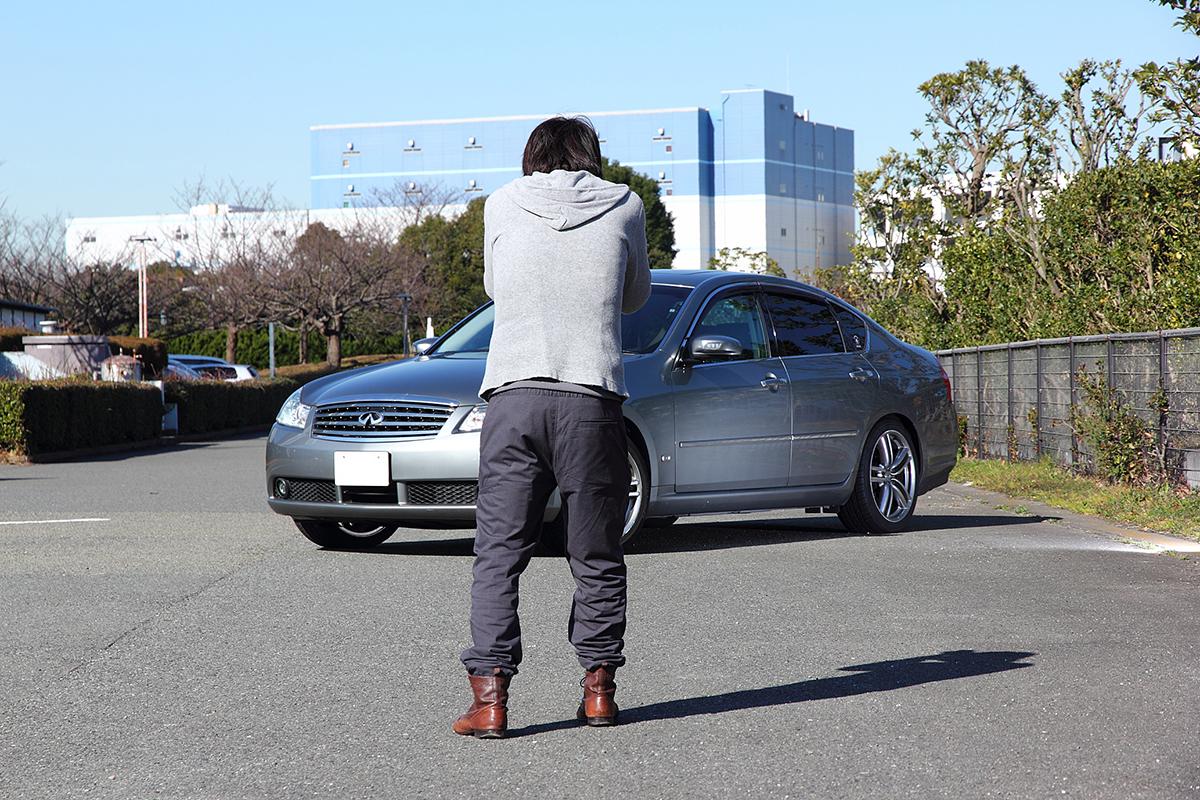 車 写真 撮り方