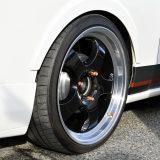 【画像】驚愕のノーマル比5インチアップホイール装着車20台!【スーパーカーニバル2017】