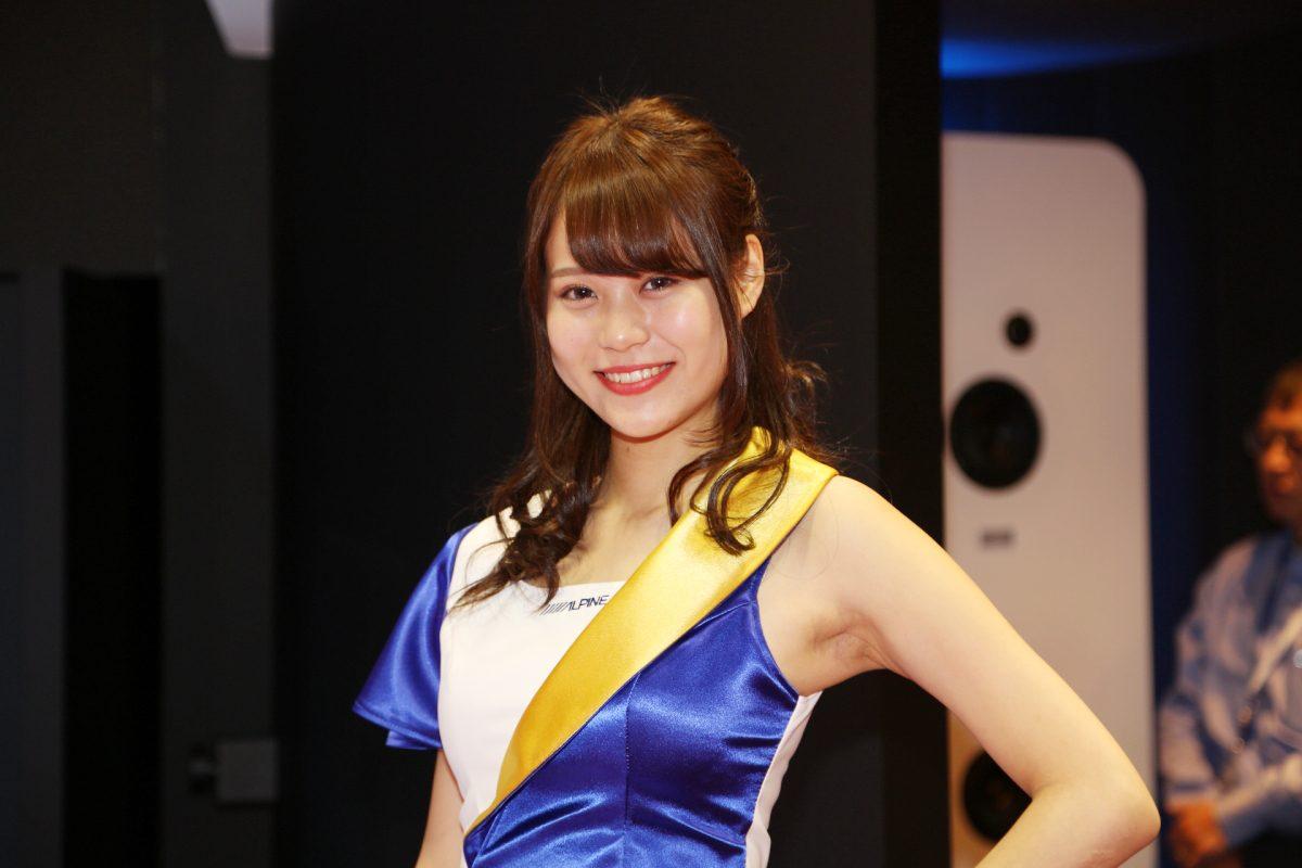東京モーターショー コンパニオン 2017 キャンギャル