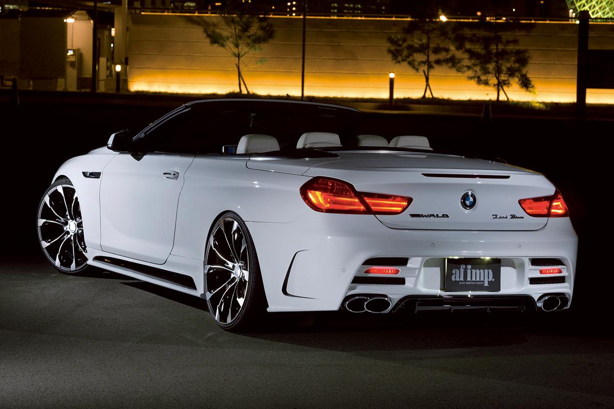 BMW、WALD、ヴァルド、ブラックバイソン