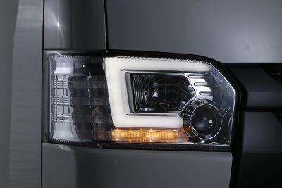 ティスファクトリー、LEDバーヘッドライト、LEDバーデイライト、ドアミラーカバー