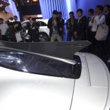 【画像】【東京モーターショー速報】メルセデスAMGプロジェクトONEに明日のカスタムトレンドを見た!