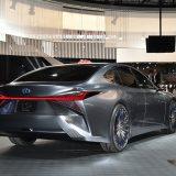 【画像】【東京モーターショー速報】新型レクサスLSと未来のあるべき姿を公開