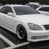 【画像】躍進のVIPセダン「現代版クラウン(12代〜13代)」のカスタムカー50台!!【VIP STYLE MEETING】