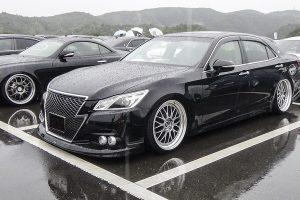 躍進のVIPセダン「現代版クラウン(12代〜13代)」のカスタムカー50台!!【VIP STYLE MEETING】